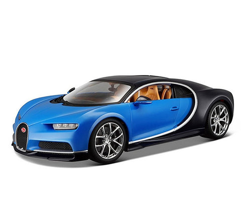 1:18 Bburago Bugatti Chiron - Wild Willy