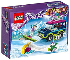 LG FRIENDS SNOW RESORT OFF-ROADER (41321) - Wild Willy - Toys Lebanon
