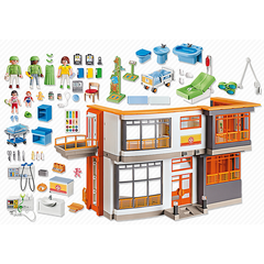 PLAYMOBIL CITY LIFE 6657 - Wild Willy