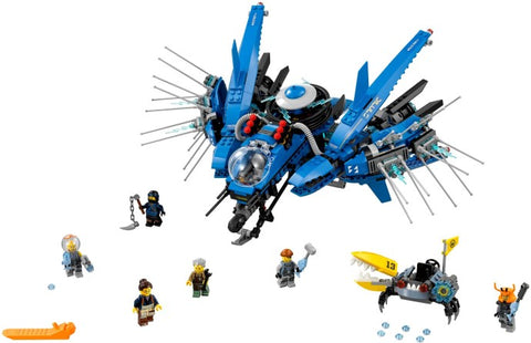 LEGO NINJAGO 70614 - Wild Willy
