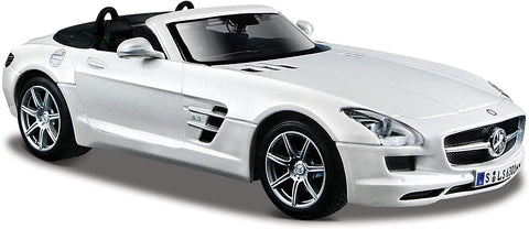 MS MERCEDES SLS AMG ROADSTER 1:24 - Wild Willy - Toys Lebanon