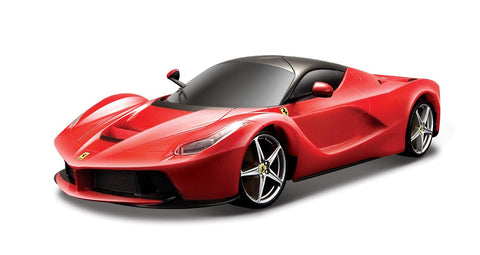 BBURAGO LA FERRARI 1/18 DIE CAST MODEL - Wild Willy - Toys Lebanon