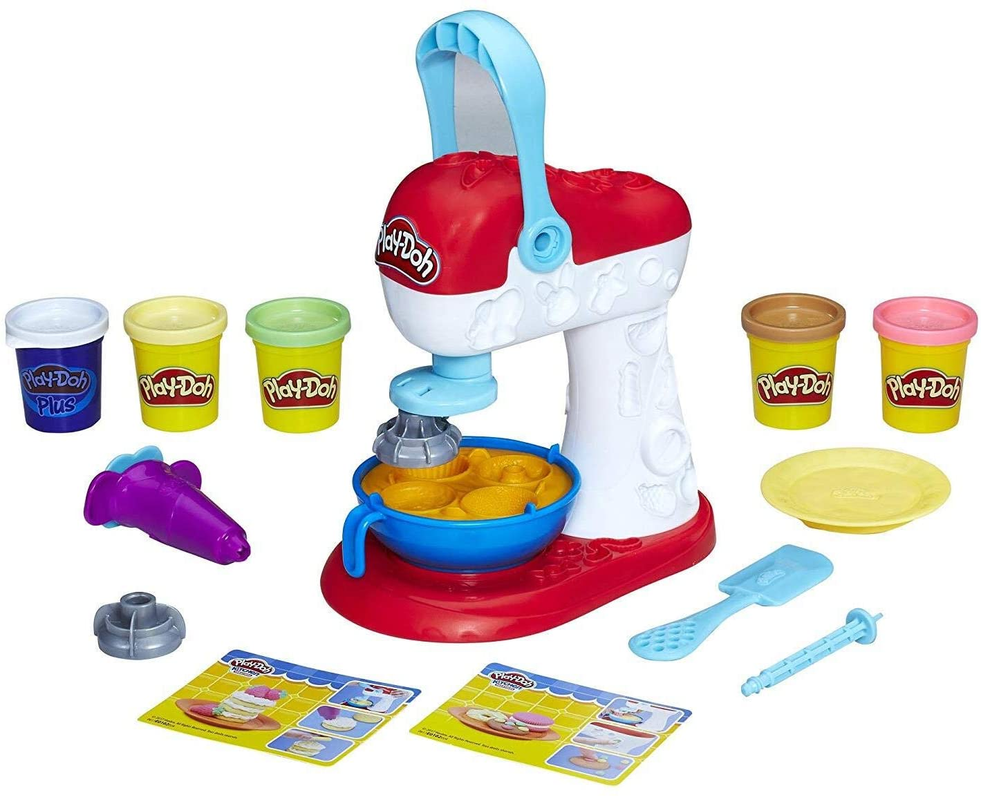 Play-Doh Kitchen Creations Spinning Treats Mixer - Wild Willy