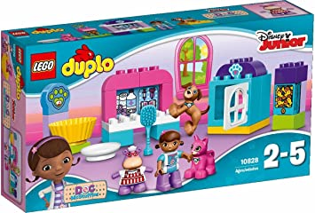 LG DUPLO DOC MCSTUFFINS PET VET (10828) - Wild Willy - Toys Lebanon