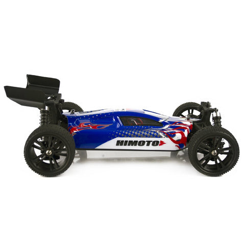 Himoto Racing 1/ 10 Tanto 4WD RTR RC Buggy - Wild Willy