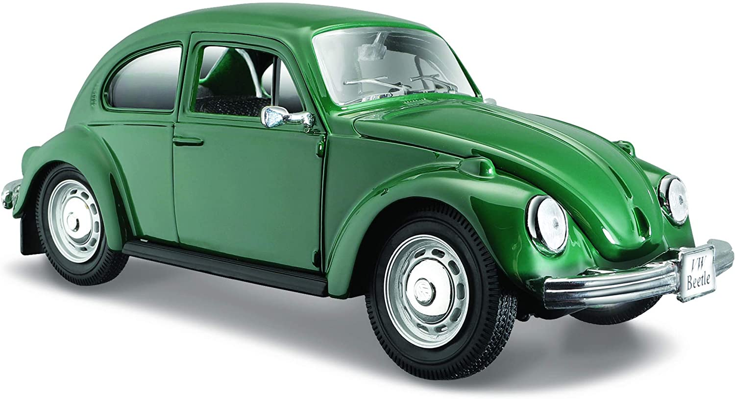 MS VOLKSWAGEN BEETLE 1.24 GREEN - Wild Willy - Toys Lebanon