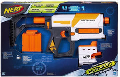 HB NERF MODULUS RECON MKII PUMP ACTION B4616NEW - Wild Willy - Toys Lebanon