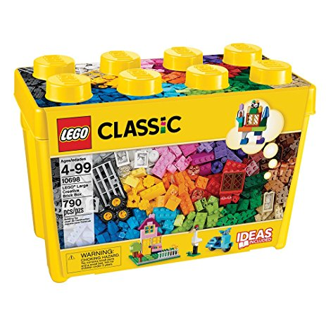 LEGO Large Creative Brick Box 10698 - Wild Willy