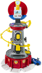 SPM PAW PATROL MIGHTY LOOKOUT TOWER LIGHTS AND MISSION SOUNDS 3+ 6053407 - Wild Willy - Toys Lebanon