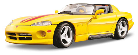Bburago Dodge Viper RT/10 - Wild Willy - Toys Lebanon