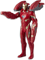 hasbro Marvel Avengers: Infinity War Mission Tech Iron Man Figure - Wild Willy - Toys Lebanon