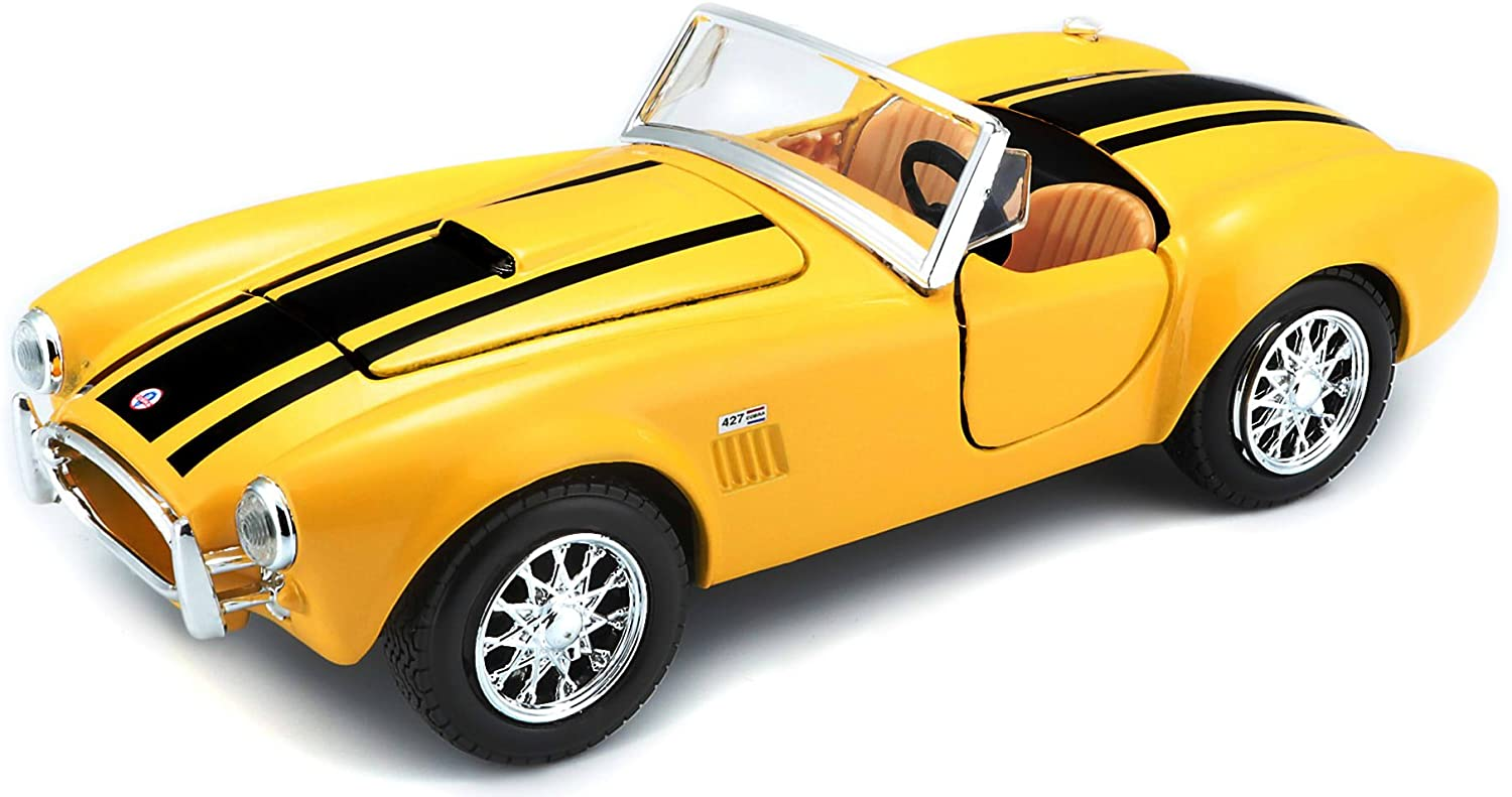 MS SHELBY COBRA 427 '65 1:24 ( MS31276 ) - Wild Willy - Toys Lebanon