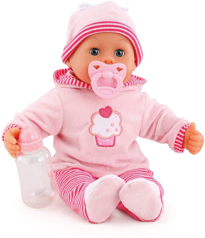 BAYER FIRST WORDS BABY DOLL 24FN 38CM 10M+ 93816AA - Wild Willy - Toys Lebanon