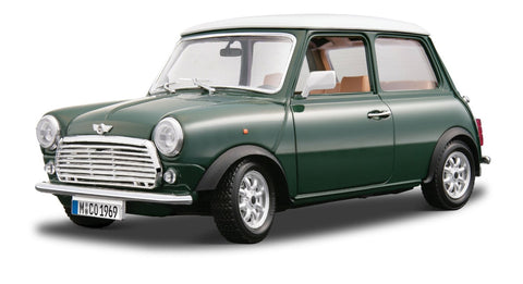 Bburago Mini Cooper '69 1:18 - Wild Willy - Toys Lebanon