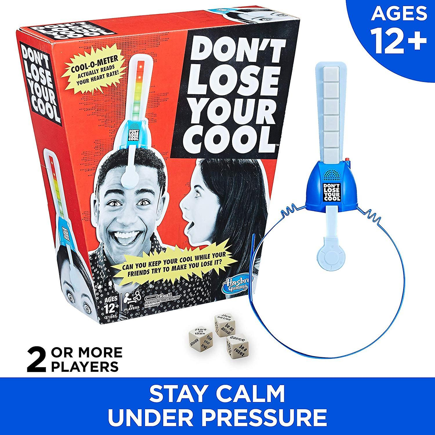 Hasbro  Dont Lose Your Cool - Wild Willy - Toys Lebanon