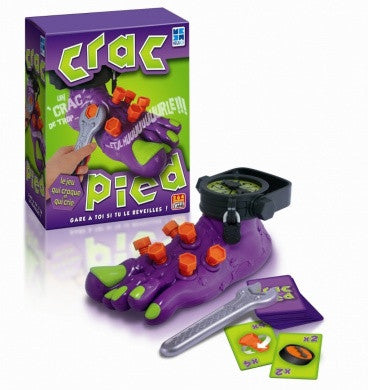 Crac Pied - Wild Willy - Toys Lebanon