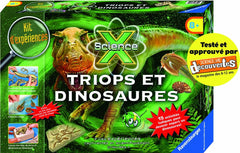 Ravensburger ScienceX ? Triops and Dinosaurs - - Wild Willy - Toys Lebanon