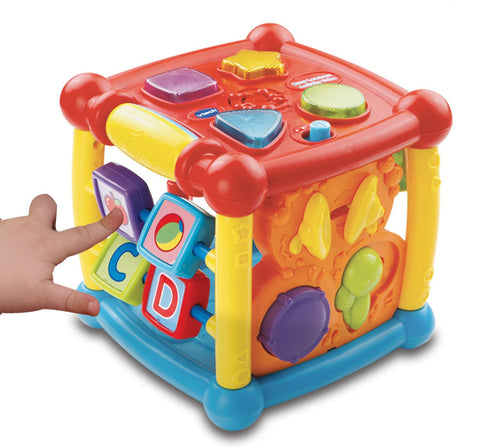 Vtech Baby Cube D'Éveil - Wild Willy