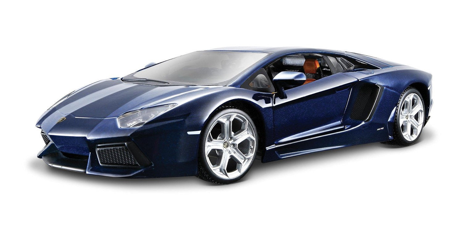 Bburago Lamborghini Aventador Lp70- 1/18 - Wild Willy