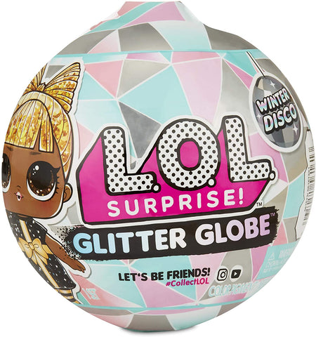 MGA L.O.L. SURPRISE GLITTER GLOBE - Wild Willy - Toys Lebanon