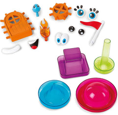 Bunchems Bunch'n Build Activity Kit with 4 Shaper Molds and 400 Bunchems - Wild Willy - Toys Lebanon