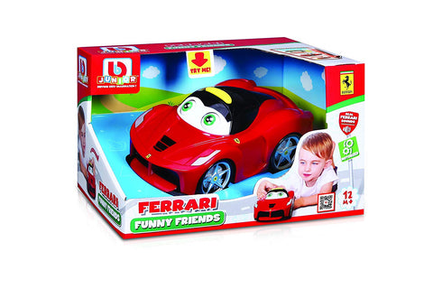 Bburago Junior FUNNY FRIEND LAFERRARI - Wild Willy - Toys Lebanon