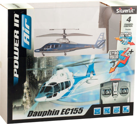 Silverlit  - Eurocopter Dauphin - Wild Willy