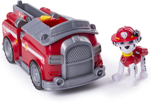 SPM PAW PATROL TRANSFORMING FIRE TRUCK/HELICOPTER 3+ 6046797 - Wild Willy - Toys Lebanon