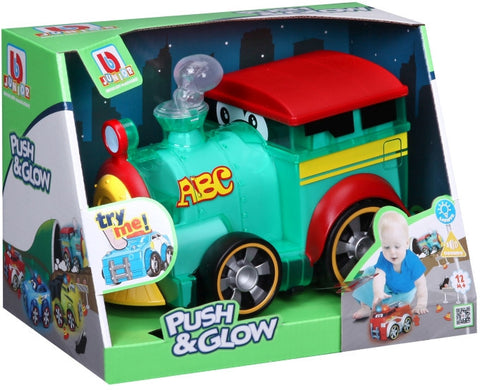 BBJUNIOR Push & Glow train