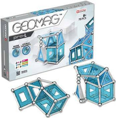GEOMAG PRO COLOR 75PCS GM023 - Wild Willy