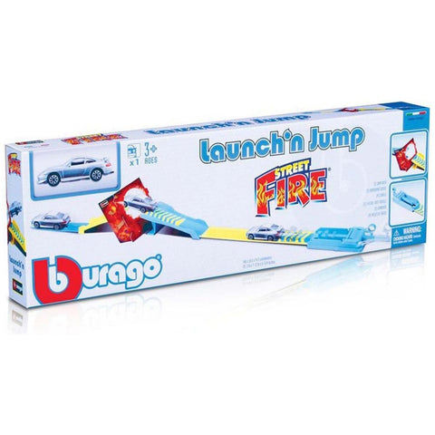BU STREET FIRE LAUNCH & JUMP - Wild Willy - Toys Lebanon
