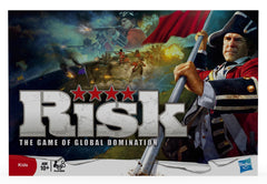 Hasbro RISK Global Domination 10+ - Wild Willy