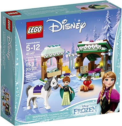 LG DISNEY PRINCESS FROZEN ANNA HUT 5-12 41147 - Wild Willy - Toys Lebanon