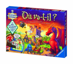 Ravensburger OU VA T'IL? - Wild Willy