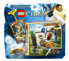 LEGO Chima CHI Waterfall 70102 - Wild Willy