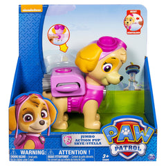 Paw Patrol Jumbo Action Pup Toy, Skye - Wild Willy