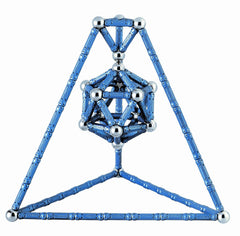Geomag PRO METAL 100PCS - Wild Willy