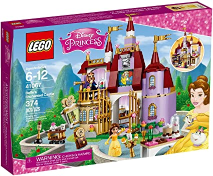 LG DISNEY BELLE S ENCHANTED CASTLE (41067) - Wild Willy - Toys Lebanon