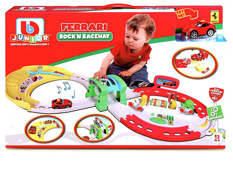 Bburago Junior Ferrari Raceway - Wild Willy - Toys Lebanon