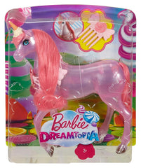 MT BARBIE DREAMTOPIA UNICORN HORSE DWH10 - Wild Willy - Toys Lebanon