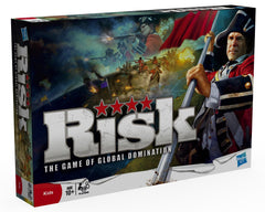 Hasbro RISK Global Domination 10+