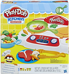 Play-Doh Sizzlin Stovetop - Wild Willy - Toys Lebanon