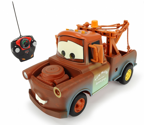 Dickie RC Cars - Mater - Wild Willy