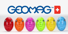 GEOMAG KOR EASTER SPECIAL Bundle 1 Egg with 2 Covers ( 55pcs + 26pcs +26pcs)