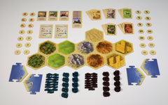 CATAN EXTENSION - Wild Willy