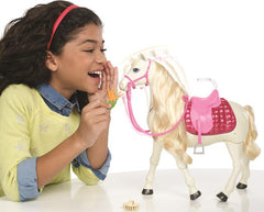 Barbie with horse - Wild Willy - Toys Lebanon
