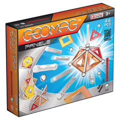 GEOMAG PANELS 44PCS 3Y+ ( GM451 ) - Wild Willy