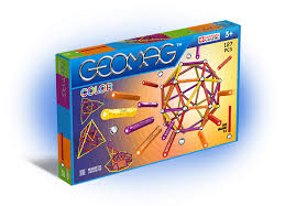 Geomag Color 127 PCS - Wild Willy - Toys Lebanon