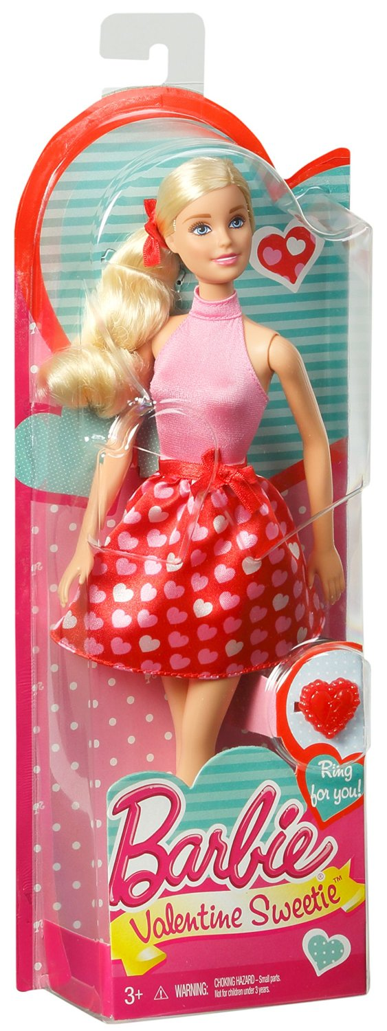Barbie Valentine Sweetie Doll - Wild Willy