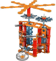 Geomag GRAVITY UP & DOWN CIRCUIT 330PCS 3+ GM776 - Wild Willy - Toys Lebanon
